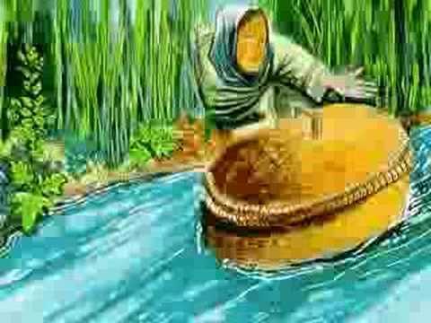 قصة سيدنا موسى عليه السلام وفرعون مصر للأطفال كاملة