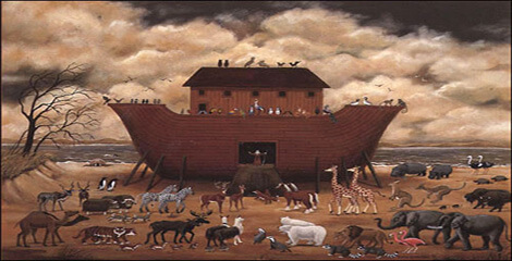 قصة سيدنا نوح عليه السلام كاملة مكتوبة
