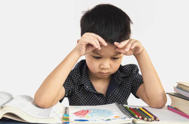 مشكلة عدم الرغبة فى الدراسة لدى الاطفال