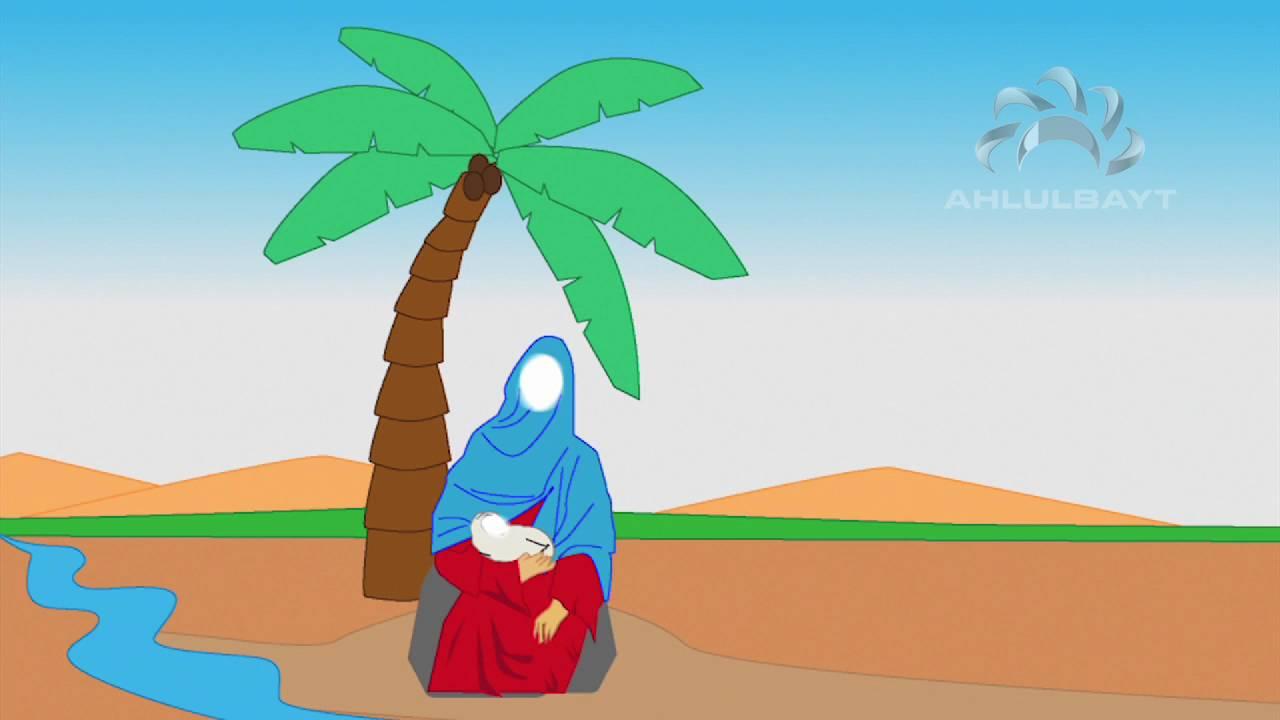 قصة سيدنا عيسى عليه السلام مختصرة للاطفال مكتوبة