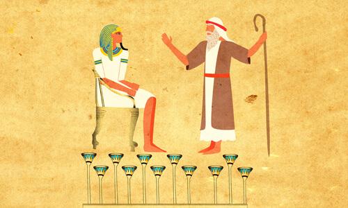 نبى ابن نبى ابن نبى ابن نبى اسمه مكون من اربع حروف