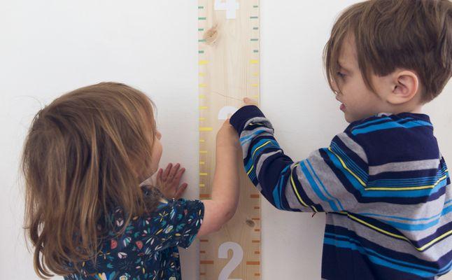 كيف-اعرف-ان-طفلي-طويل-او-قصير